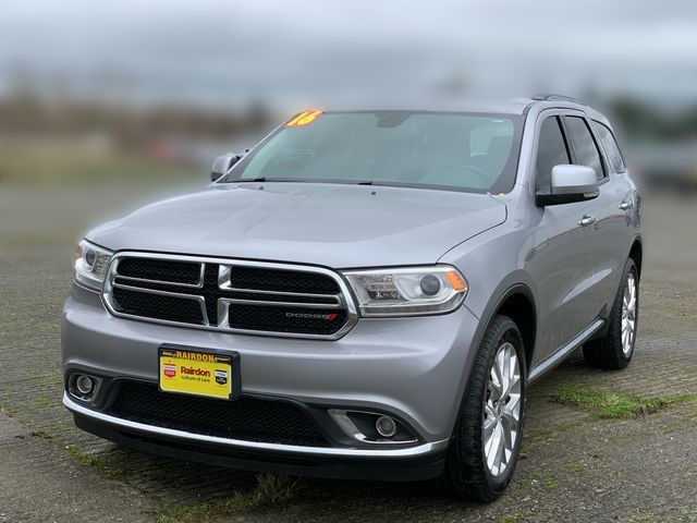 Pre-Owned 2016 Dodge Durango Limited