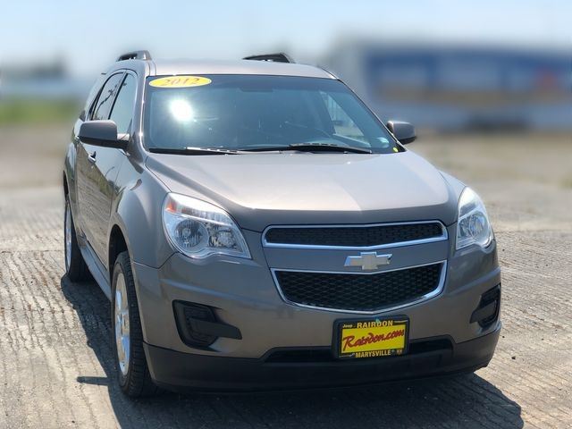 PRE-OWNED 2012 CHEVROLET EQUINOX LT FRONT WHEEL DRIVE 4D SPORT UTILITY