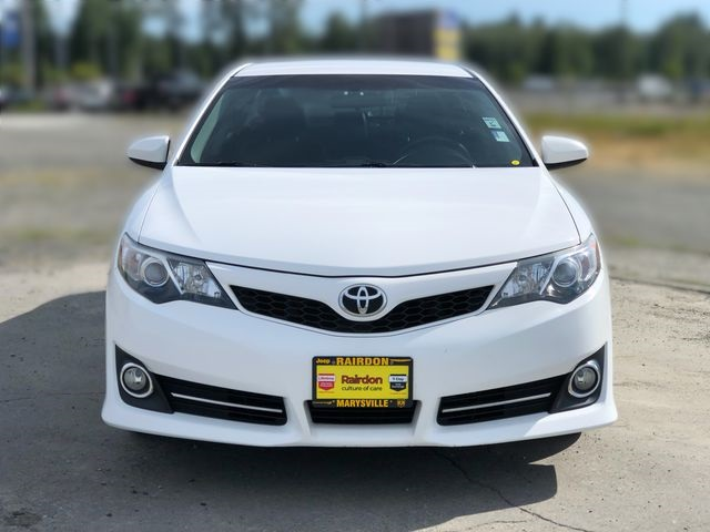 Pre-Owned 2013 Toyota Camry SE