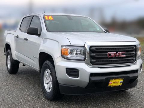 Pre-Owned 2016 GMC Canyon Base
